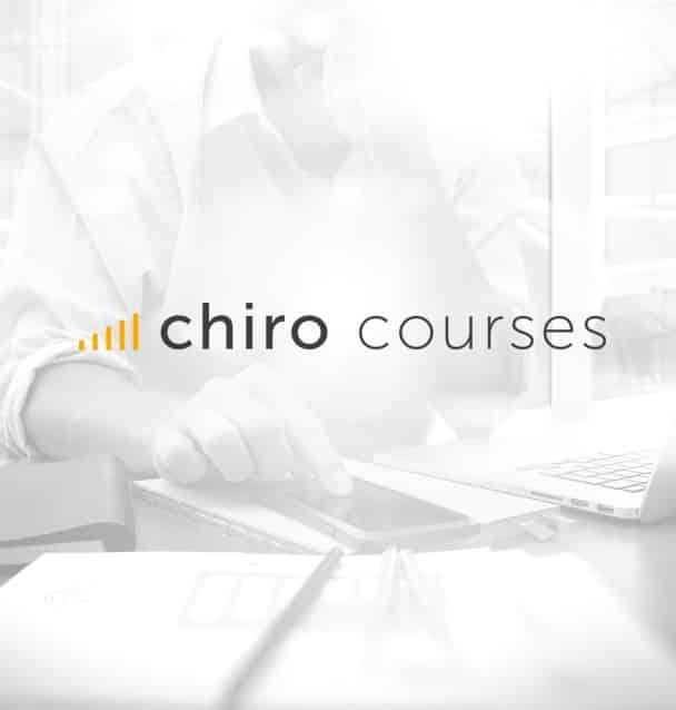 Chiro Courses
