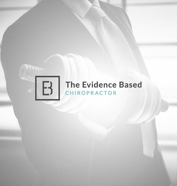The Evidence Based Chiropractor