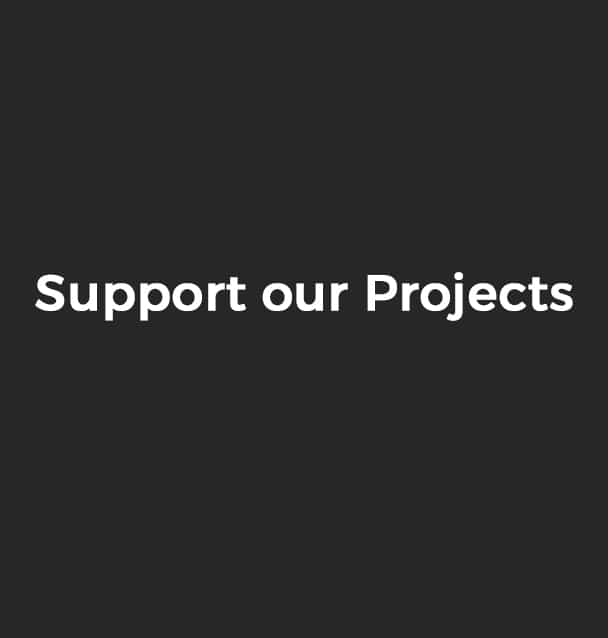 Support Our Projects